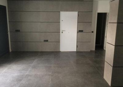 Reforma de antiguo local para conversión en apartamento residencial